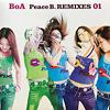 PeaceB.REMIXES 01/アナログ盤