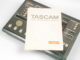 TASCAM/MIDiiZER/MTS-1000/シンクロナイザー/電源OKジャンク